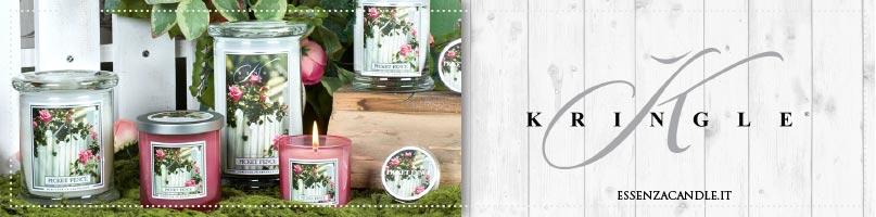 Kringle Essenza Candle Yankee Candle - rivenditore autorizzato