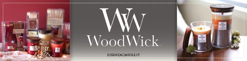 WoodWick Essenza Candle Yankee Candle - rivenditore autorizzato