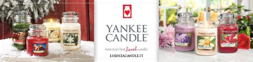 Yankee Candle - rivenditore autorizzato Essenza Candle