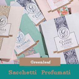 Greenleaf Sacchetti Profumati