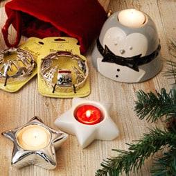 Porta Tea Light Yankee Candle