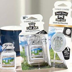 Car Jar - profumatori per auto e piccoli ambienti