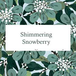 Shimmering Snowberry