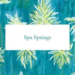 Spa Spring